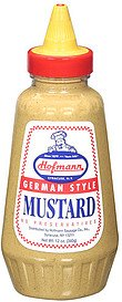 Hofmann German Style Mustard - 12 oz Squeeze Bottle