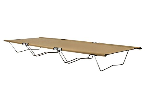 Go-Kot Regular Portable Folding Camping Cot, Coyote Brown by Go-Kot (Image #8)