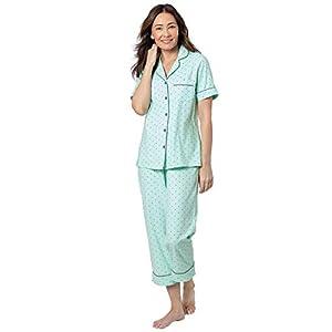 PajamaGram Womens Pajama Sets Cotton – Pajamas for Women