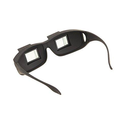 DAYAN Casual unisex brille horizontale faul im Bett liegend Lesen Lese Lesebrille Periskop Television color schwarz