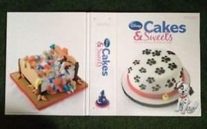 Eaglemoss Disney Cakes Sweets Binder