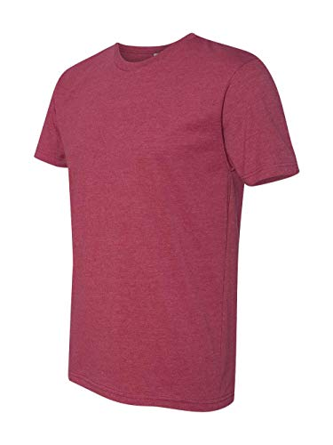 Next Level mens Next Level Premium CVC Crew(N6210)-CARDINAL-M