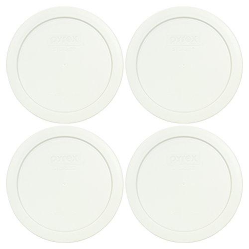 White Pyrex Glass - 2