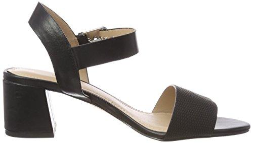 Adina Caviglia alla Cinturino Sandali Donna ESPRIT Black con Nero gxXqdwB1Ha