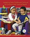 img - for Adapting Early Childhood Curricula for Children With Special Needs by Ruth E. Cook book / textbook / text book