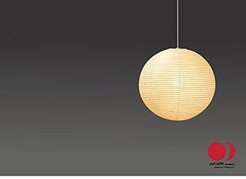 Amazon.com: Isamu Noguchi linterna 55 un código de color ...