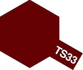 Ts 33 Rumpf Rot Matt 100ml Spielzeug
