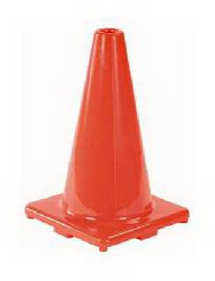 Safety Cone [Set of 20] Size: 12''