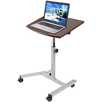Amazon Com C Table Adjustable Overbed Table Modern End