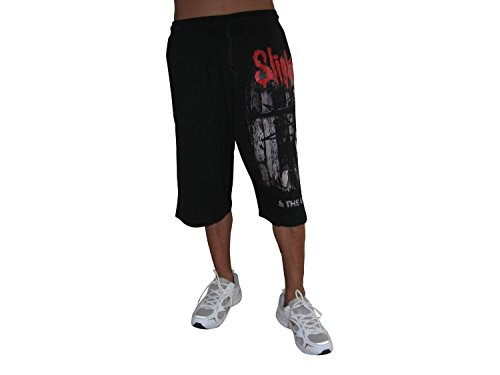 Slipknot .5: The Gray Chapter Board Shorts Rock Band Free Size New (New Slipknot Masks For Sale)