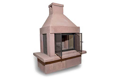gas burning fireplaces - 4