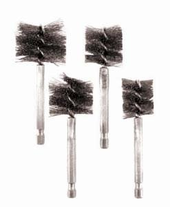 Innovative Products Of America IP8037 4 Piece Stainless Steel XL Brush Set