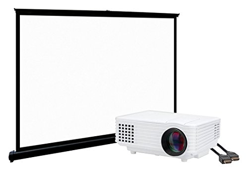 FAVI H1W LED LCD (WVGA) Mini Video Projector