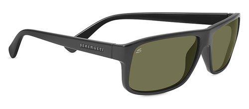 - Serengeti Classic Coll. Claudio Sunglasses Frame 7951 Satin Dark Gray New