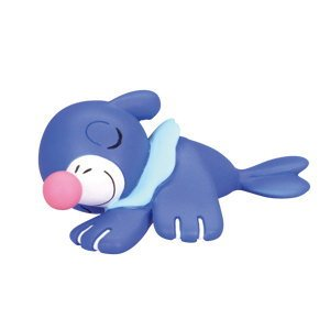 Takara Tomy Pokemon Goodnight Friends Figure Sun and Moon Popplio (single)