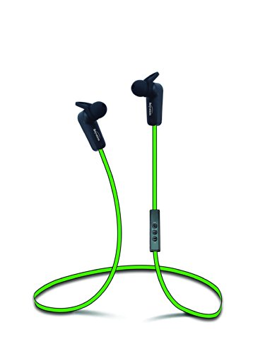 new wireless bluetooth stereo earbuds headphones with in line microphone for all smart cell. Black Bedroom Furniture Sets. Home Design Ideas