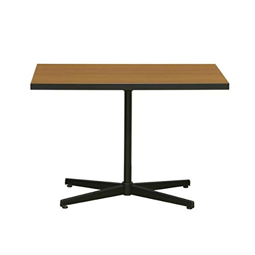 arne カフェテーブル 角型 机 ダイニングテーブル ハイタイプ 90TH Type2 北欧モデル チーク B00QQ9WF7U 幅90cm×高さ約60cm|北欧チーク 北欧チーク 幅90cm×高さ約60cm