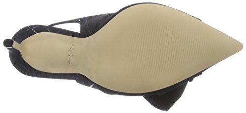 1 Con Alla Scarpe Separation Cinturino Nero Donna black Caviglia Aldo wqza6Ew