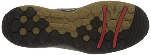 Ecco ECCO SIERRA II - Zapatillas De Deporte Para Exterior de cuero hombre Marrón (MOCHA/MOCHA/DRIED TOBACCO59274)