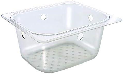 Krowne 30-160 Plastic Perforated Basket for Dump Sinks