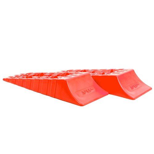La Strong Lot de 2/verres 3,5T//axe rouge Leveller /Équilibre cales St