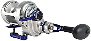 product image for Accurate BX2-600 Boss Extreme 2-Speed Reel - Silver/Blue
