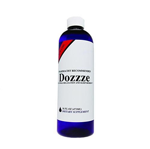 Dozzze Pint Purple Premium Relaxation Syrup (16oz)