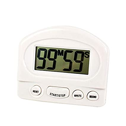 Amazon.com: Kitchen Timers - Digital Timer Square Cooking ...