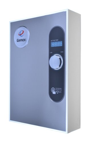 Eemax HA018240 240V 18 kW Electric Tankless Water Heater Eemax Whole House