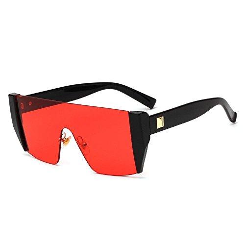 Color Gafas Brillantes de C Retro Europeo de Gafas Moda Regalos Gafas de Sol Hombre creativos Sol Sol Axiba SYwgqA