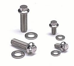 ARP Fuel Pump Bolts, 12-point Head, Stainless 300