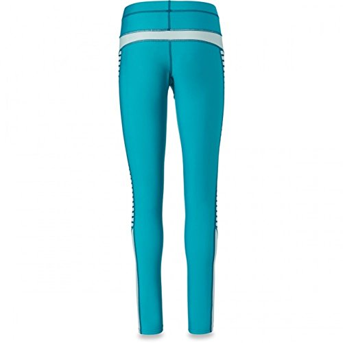 Dakine Womens Persuasive Surf Leggings/Bay Islands/M (Pants Snowboard Island)