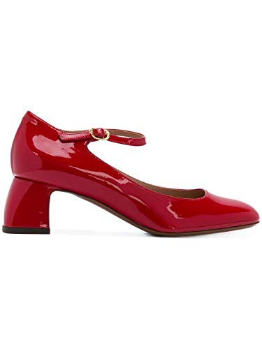 L'autre Charol Altos Ldg10255cp00414035 Cuero Mujer Rojo Chose Zapatos De 8wnxBYP8rq