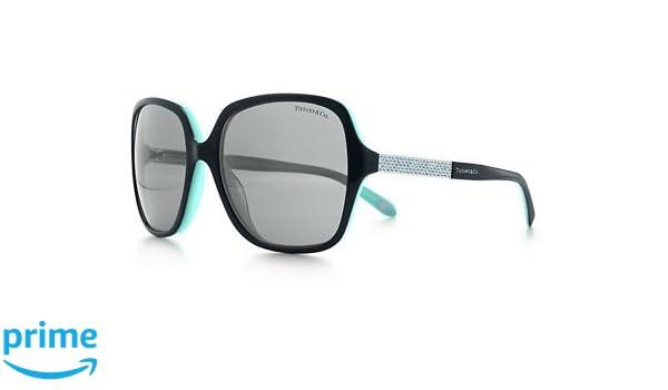 d5c302ce5e4 Amazon.com  Tiffany Womens   Co. Women s Tf4072b 57Mm Sunglasses  Clothing