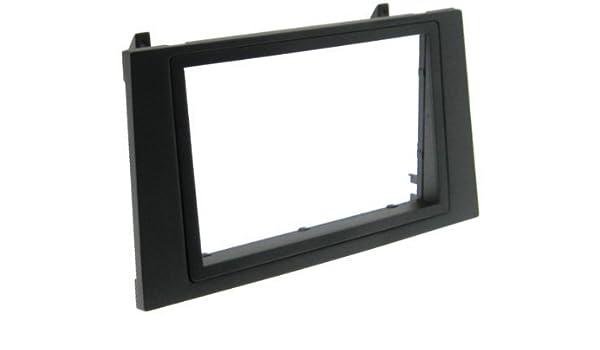 FORD Mondeo doble 2 DIN de marco embellecedor de Radio Navi TFT de montaje adaptador ISO: Amazon.es: Electrónica