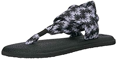 Sanuk Women's Yoga Sling 2 Prints Flat Sandal