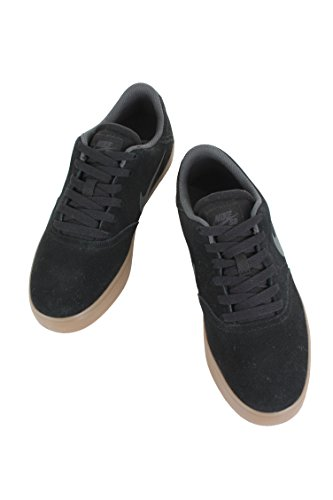 Nike Hombres Check Black Anthracite 003