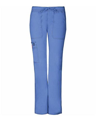Dickies Gen Flex by Women's Low Rise Straight Leg Scrub Pant