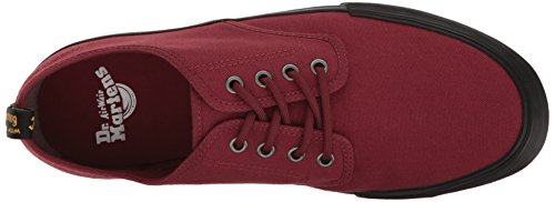 600 Rouge Red Rot rouge Mixte Chaussure Rouge Sneaker Martens Unisex cherry Adulte Cerise Pressler Dr Rot Eu 41 erwachsene qPvwx8a
