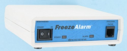 Control Products Intermediate FreezeAlarm Custom Temperature and Power Outage Alarm FA-I-CCA with voice message to up to 3 phone numbers / Quick Status Check by Control Products [並行輸入品] B00VSK41C4