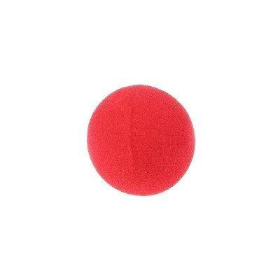 D/éguisement 24 Nez de Clown Rouges 5 cm en Mousse pour Costume