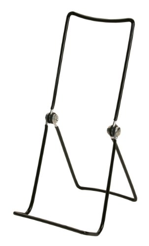 Gibson Holders Three Wire Display Stand, Set of 2, Black