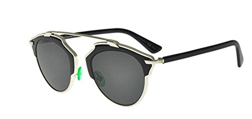 New Christian Dior SO REAL B1A/Y1 palladium black/smoke Sunglasses