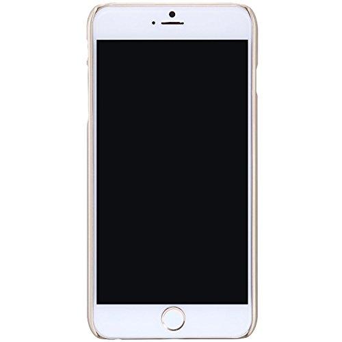 Meimeiwu Super-Frosted Tasche Qualitativ hochwertiges Super Schutzhülle Back Cover für iPhone 6 iPhone 6S,Gold