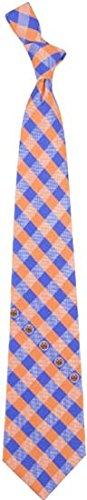 New York Knicks Check Poly Necktie