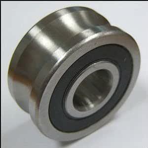 LFR5201NPP 12mm ID x 10mm U Groove Track Roller Bearings