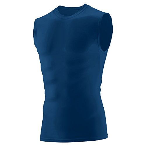 Augusta Sportswear Boys' Sleeveless Compression Shirt – DiZiSports Store