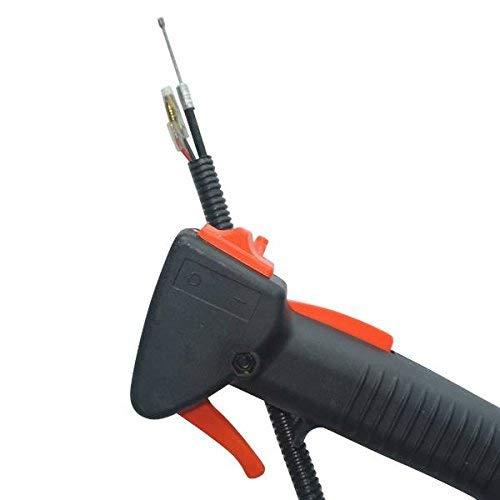 Motoculture-Online Tirador del Acelerador con Cable y Haz ...