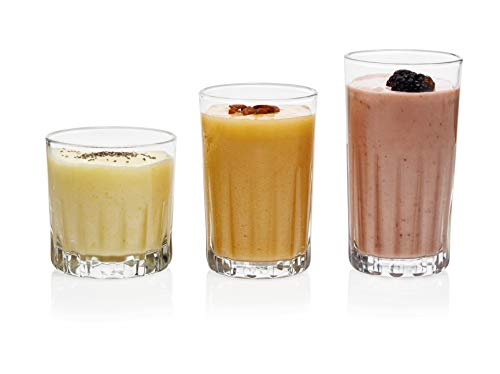 Libbey Brockton 24-Piece Tumbler, Rocks and Juice Glass Set ()
