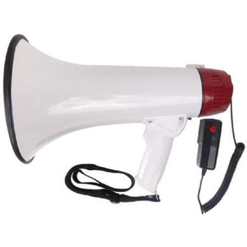 New MTN-G Megaphone Mega Phone Bull Horn Microphone Cheerleading Protest Rally 30W Siren